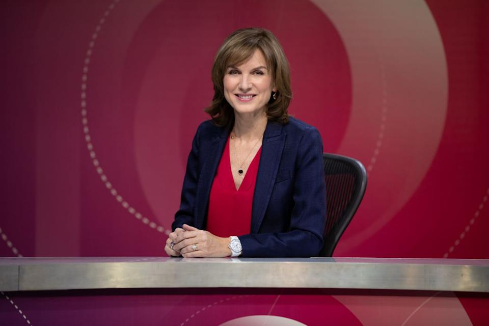 Question Time will no longer have a studio audience from Thursday. (BBC)