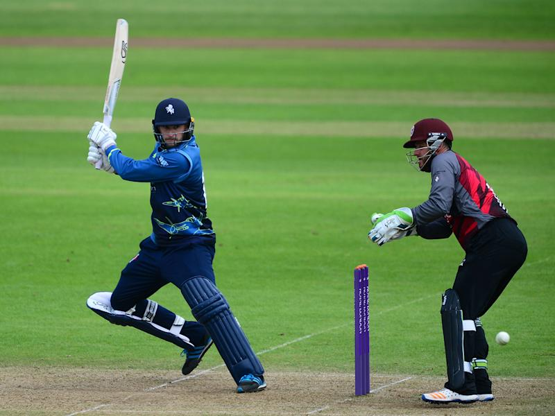 Alex Blake century not enough to stave off defeat for Kent in Royal London one-day cup