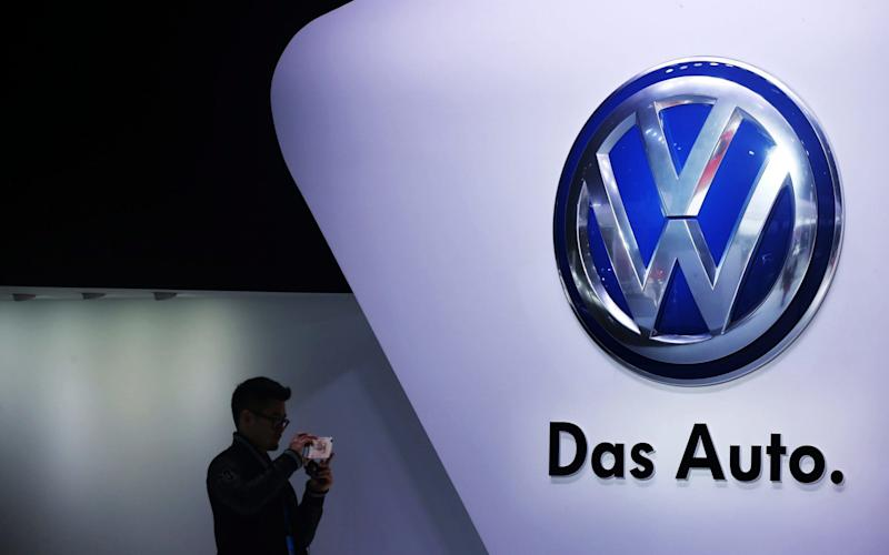 VW said that the probe found that 'monitoring duties had been breached in the powertrain development department in the context of vehicle tests' - EPA FILE