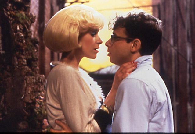 Audrey and Seymour didn't have a happy ending as initially conceived in the script. (Photo: Warner Bros.)