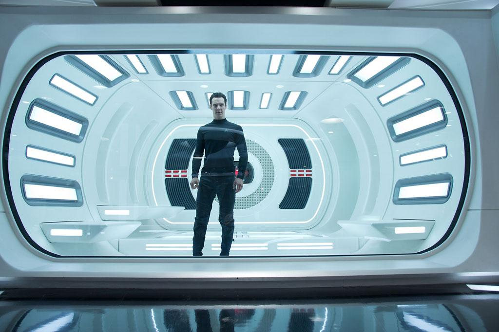 "Benedict Cumberbatch in Paramount Pictures' ""Star Trek Into Darkness"" - 2013"