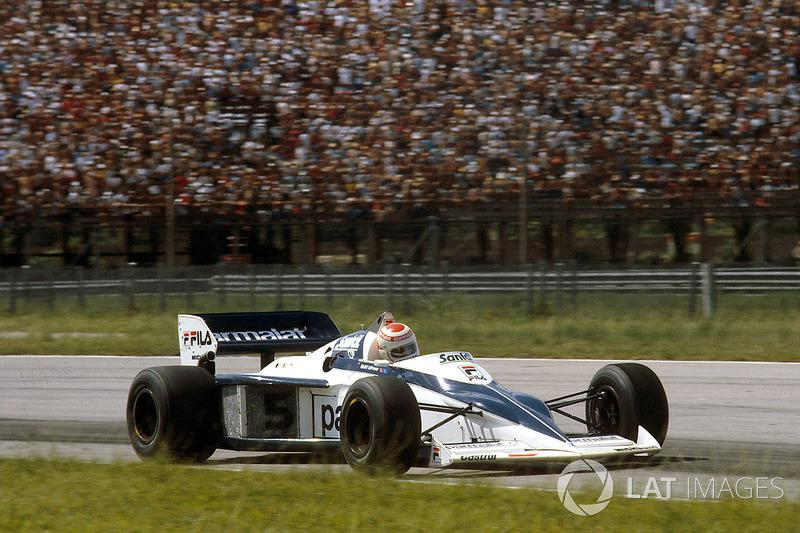 """1983: 15 gare - campione: Nelson Piquet<span class=""""copyright"""">LAT Images</span>"""