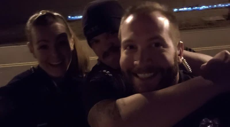 Colorado police officers fired after photos mocking death of Black man surface