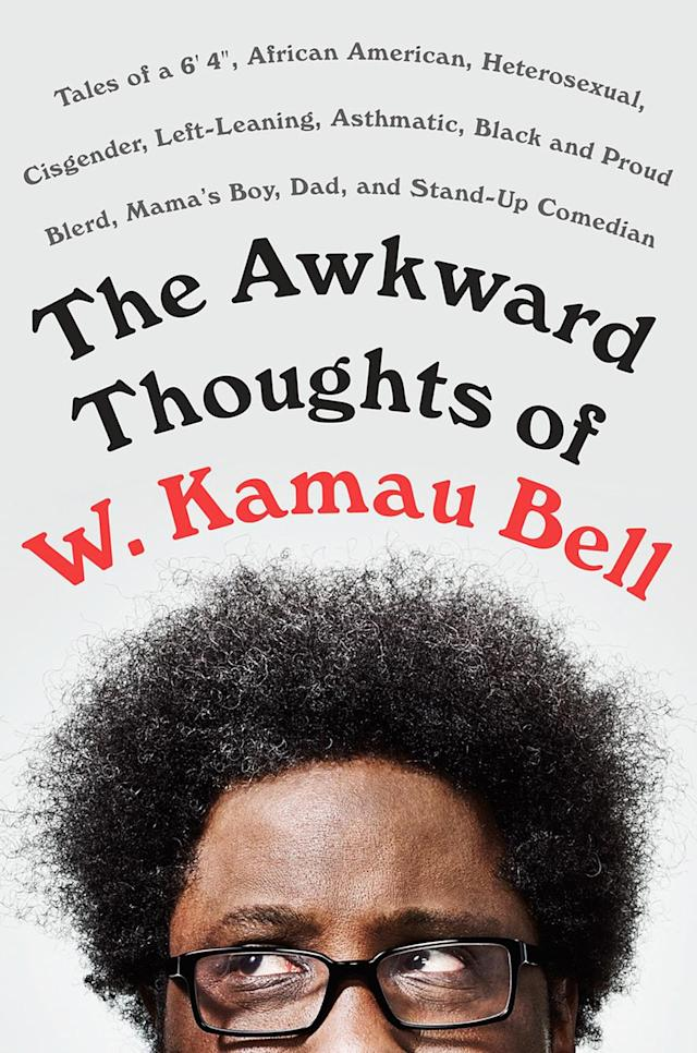 """<p>The host of FXX's <em>Totally Biased With W. Kamau Bell</em> and the Emmy-nominated CNN series <em>United Shades of America</em>, standup comedian Bell takes his unique political and social humor to book form with essays on everything from 9/11 and sports to his self-proclaimed awkward attitudes about white women and white guys. Plenty of his observational humor is aimed at himself, as he talks about being a black nerd, being a very tall black male, and, in one of the standout chapters, """"My Most Awkward Birthday Ever.""""<br><br>(Penguin) </p>"""