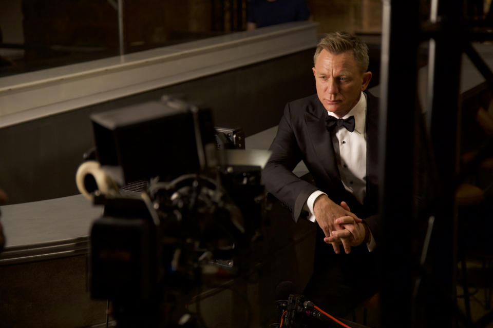 The TV commercial, which will be shown in over 75 countries, gives a fresh perspective on Daniel Craig's iconic portrayal of James Bond. (Heineken)