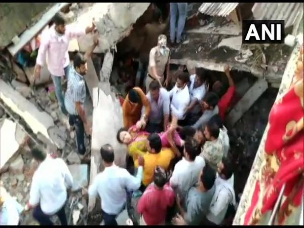 Visuals from the incident spot. (Photo/ANI)