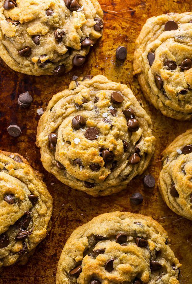 """<p>What would the holiday Christmas be without chocolate chip cookies.</p><p>Get the recipe from <a href=""""https://bakerbynature.com/the-most-wonderful-vegan-chocolate-chip-cookies-ever/"""" rel=""""nofollow noopener"""" target=""""_blank"""" data-ylk=""""slk:Baker By Nature"""" class=""""link rapid-noclick-resp"""">Baker By Nature</a>.</p>"""