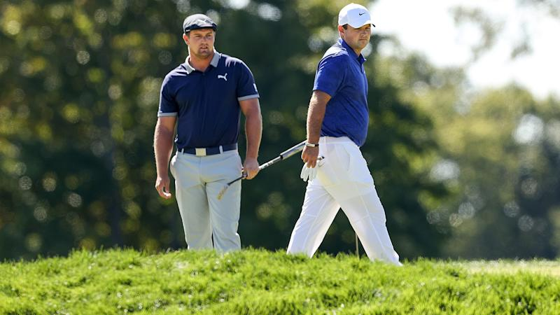 DeChambeau, Reed listed as betting favorites on opposite sides of Atlantic