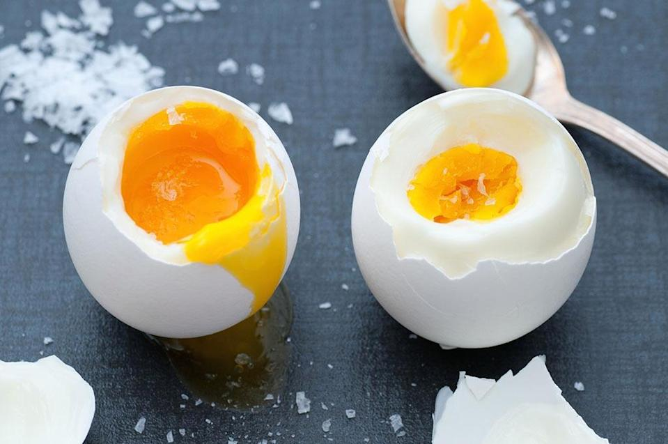 Bad foods now good eggs
