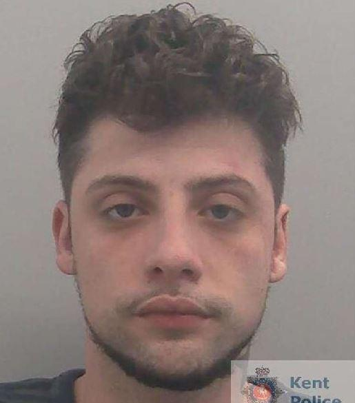 Stephen Wilkes, 29, has been jailed for four-and-a-half years (Picture: Police)