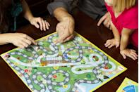 """<p>This year, let dad lean into his competitive side during a family game night by playing classics like Jenga, charades or Monopoly. If dad loves trivia and brain teasers, you can even host a family trivia night! </p><p><a class=""""link rapid-noclick-resp"""" href=""""https://www.goodhousekeeping.com/childrens-products/board-games/g899/best-board-games/"""" rel=""""nofollow noopener"""" target=""""_blank"""" data-ylk=""""slk:BEST BOARD GAMES TO BUY"""">BEST BOARD GAMES TO BUY </a></p>"""