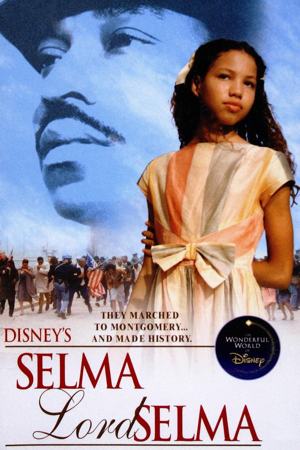 <p>Disney's 1999 TV movie <em>Selma, Lord, Selma </em>featured Powell as the legendary activist and orator. </p>