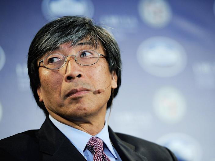<p>CEO of Abraxis Health Institute Patrick Soon-Shiong during a Urban Economic Forum co-hosted by White House Business Council and US Small Business Administration</p> (Getty Images)