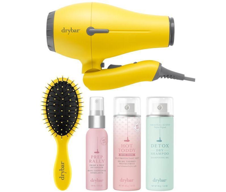 Ace salon-worthy blowouts at home. (Photo: HSN)