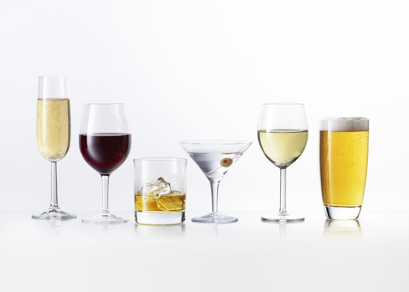 6 Alcoholic Drinks For When You're Dieting