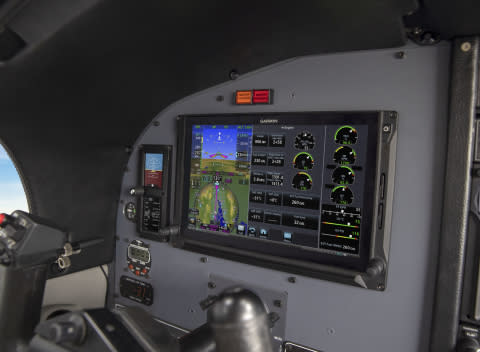 Garmin® announces turbine engine monitoring and analysis with G600 TXi and G500 TXi