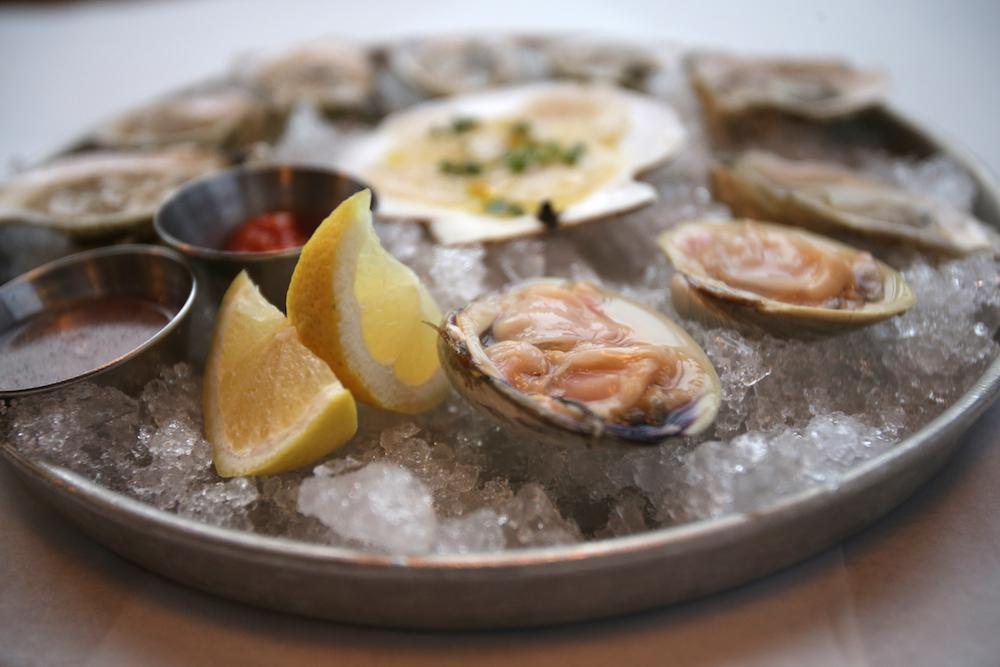 "<p>They're a well-known aphrodisiac, so what better way to woo your Valentine than by starting with a few oysters. Don't worry, if they feel a bit squeamish, there are all sorts of ways you can prepare them to fit any palate. Try <a rel=""nofollow"" href=""http://www.fishisthedish.co.uk/kitchen-talk/2753-valentines-day-oysters.html"">these recipes</a> from fish experts Seafish. [Photo: Getty] </p>"