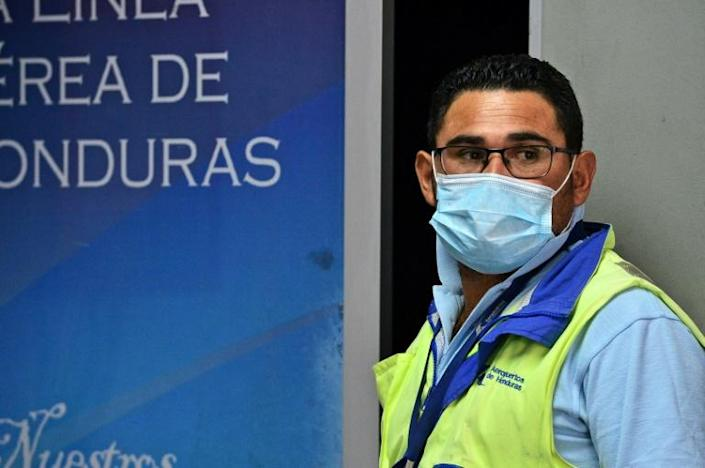 The number of international tourist arrivals is expected to drop sharply this year due to the virus (AFP Photo/ORLANDO SIERRA)