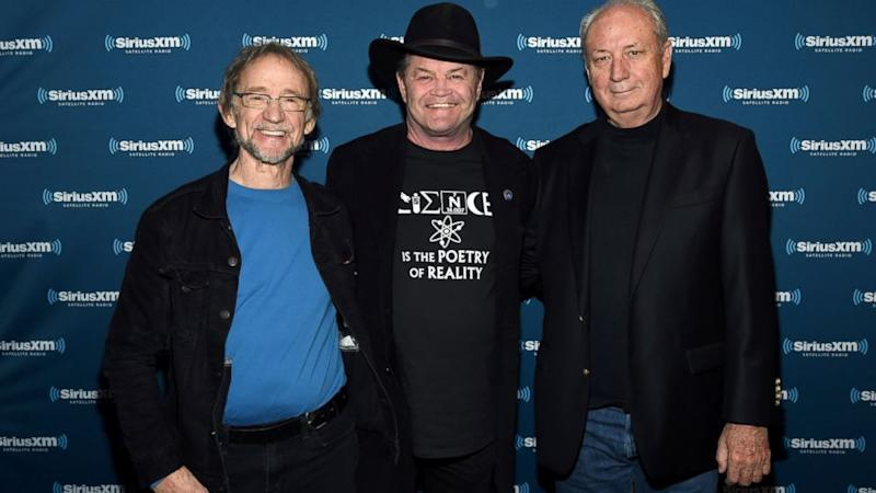 Michael Nesmith Is 'Thrilled' With The Monkees' New Album