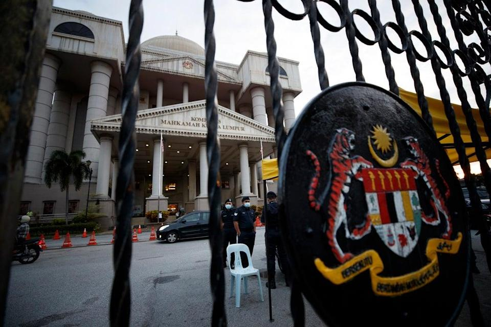 The Malaysian government appealed against a landmark ruling giving equal citizenship provisions to men and women  (Copyright 2021 The Associated Press. All rights reserved)
