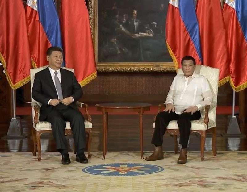 Philippines, China sign 29 agreements