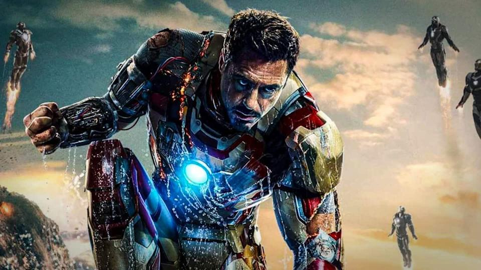 Marvel being sued for allegedly stealing Iron Man costume design
