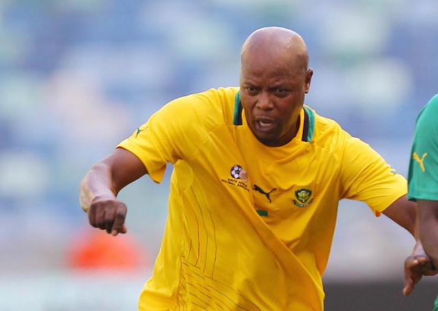 The retired attacker has backed Tau to score more goals in the remaining PSL matches