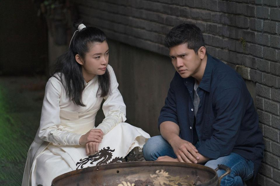"""<p>In <strong>Cobra Kai</strong>, many of the characters don't know what they have in them until they realize they can kick serious butt (we're looking at you, Sam!). In <strong>Wu Assassins</strong>, main character Kai Jin is a chef in San Francisco's Chinatown who gets tied up in the Chinese Triad's search for deadly ancient powers. He learns he is the last of the Wu Assassins and comes into supernatural abilities like superstrength and shape shifting to fight the Wu Warlords. </p> <p> <a href=""""https://www.netflix.com/search?q=Wu%20Assassins&amp;jbv=80230293"""" class=""""link rapid-noclick-resp"""" rel=""""nofollow noopener"""" target=""""_blank"""" data-ylk=""""slk:Watch Wu Assassins on Netflix."""">Watch <strong>Wu Assassins</strong> on Netflix.</a></p>"""