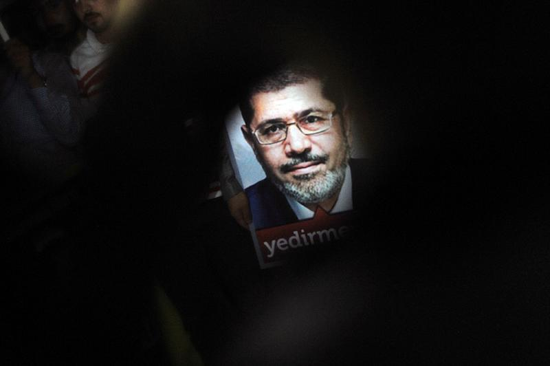 Mohamed Morsi, Egypt's first democratically elected president who spent just one turbulent year in office before the army ousted him, has died at the age of 67 (AFP Photo/Ozan KOSE)