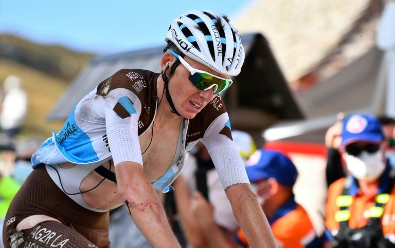 Bardet was entitled to ride on after fall, say Tour doctors