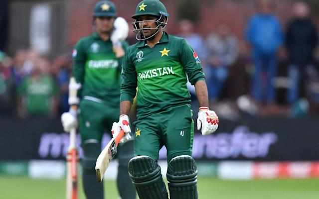 Can Pakistan captain Sarfaraz Ahmed inspire his side to an historic victory over India? - AFP