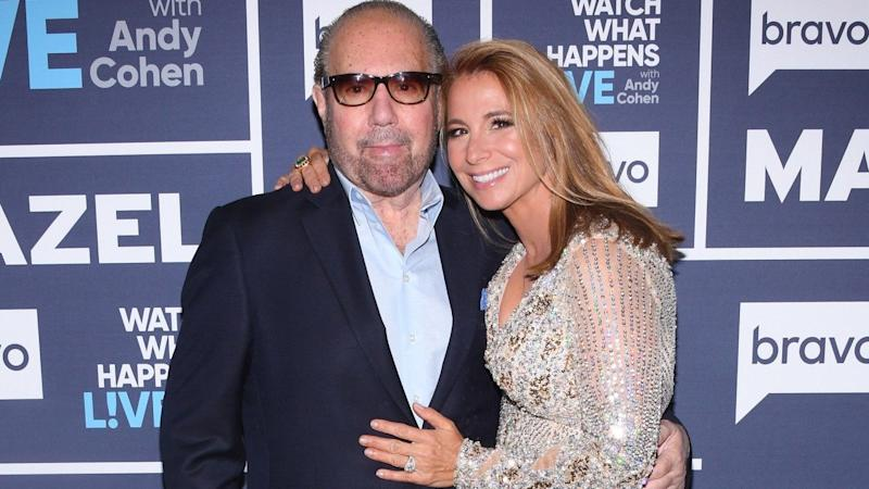 Jill Zarin Breaks Her Silence Following Death of Husband Bobby: 'Thank You For My Love'