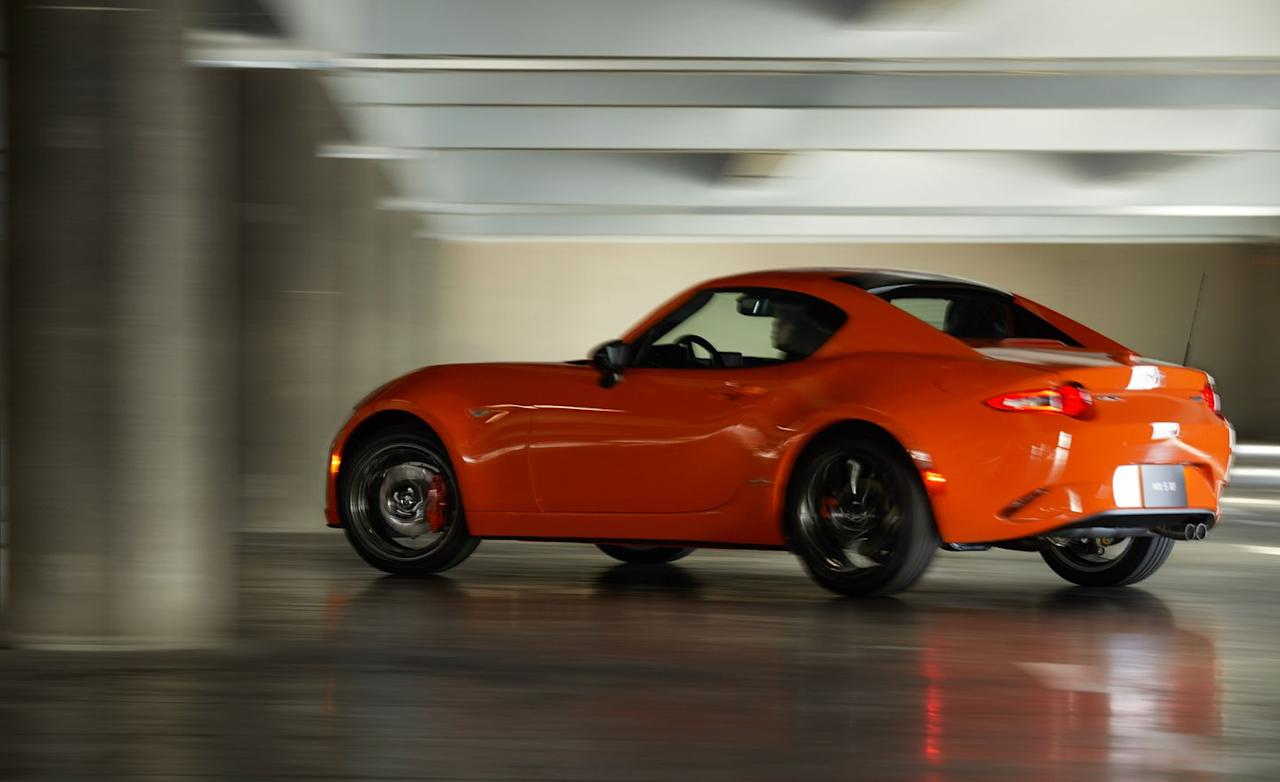 <p>Aptly named the MX-5 Miata 30th Anniversary Edition, it features one of the only things that Miata fans across the world have been clamoring for since the introduction of the current ND generation: more color.</p>