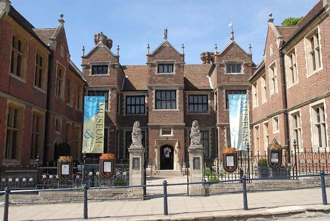 Maidstone Museum is the town's crown jewelAil Images