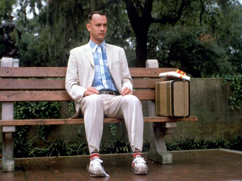 Tom Hanks says he paid for iconic Forrest Gump scene out of his own pocket