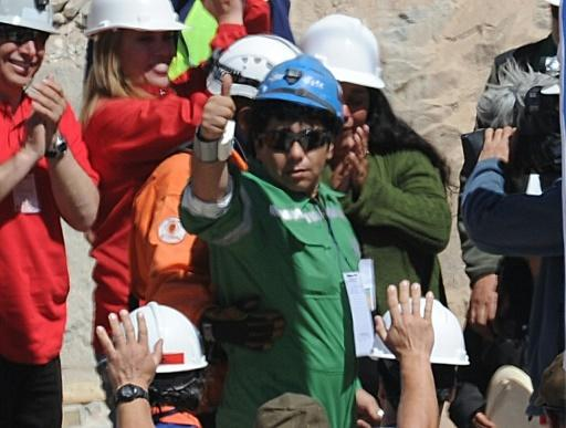 Despite film buzz, life grim for some of Chile's hero miners