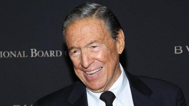 Mike Wallace Dies: '60 Minutes' Correspondent Was 93