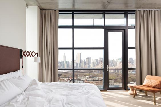 Find Manhattan views at The Boro (The Boro)