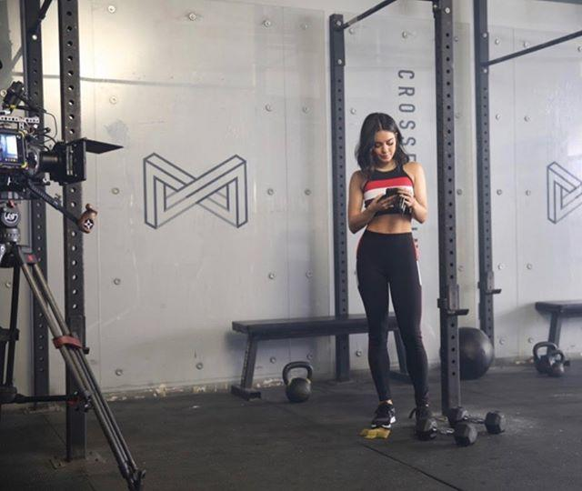 """<p>Vanessa told <a href=""""https://www.wellandgood.com/vanessa-hudgens-workout/"""" target=""""_blank"""">Well+Good</a> that going through different workouts throughout the week—from Pilates to ballet—allows her to target different parts of her body. And her approach isn't wrong. <a href=""""https://www.womenshealthmag.com/fitness/g28568238/cross-training-benefits/"""" target=""""_blank"""">Cross-training has major benefits</a> that include injury prevention and burning more calories. </p><p><a href=""""https://www.instagram.com/p/B12bBXBhqAf/?utm_source=ig_embed&utm_campaign=loading"""">See the original post on Instagram</a></p>"""