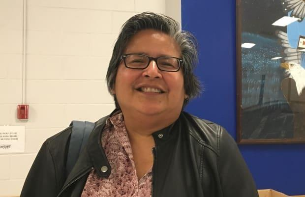 Sara Mainville, with the Otlhuis Kleer Townshend law firm, says the Canadian government must provide funding to police services and First Nations to support the implementation and enforcement of inherent Anishinaabe laws.