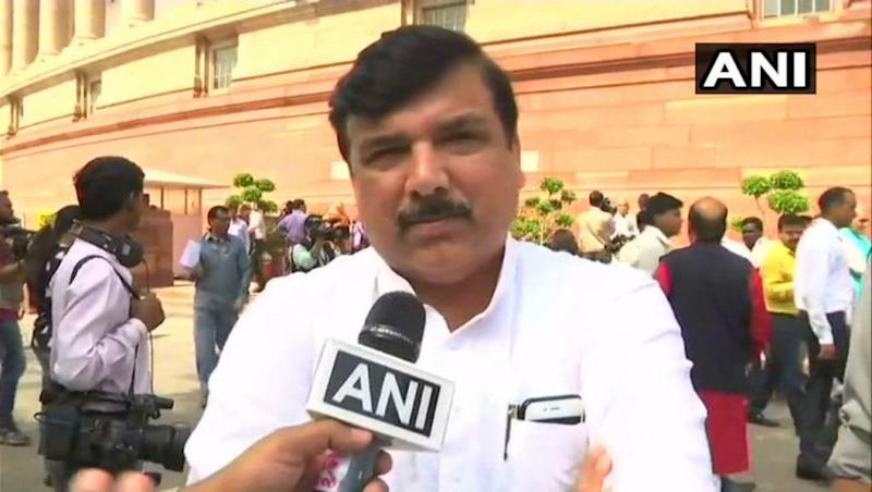 2019 Lok Sabha Elections: No Decision Over Alliance With Any Other Political Party, Says Sanjay Singh on Reports of AAP-Congress Union