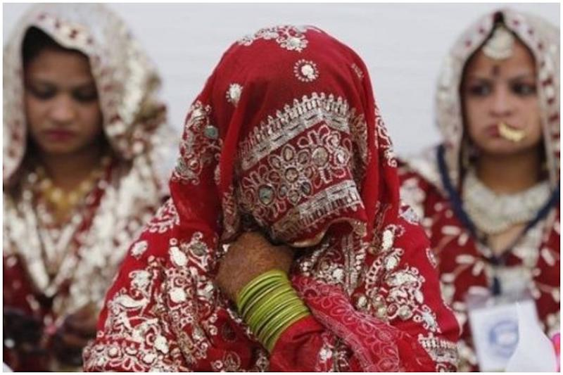 Woman Poses as Man to Marry Her Partner at Mass Wedding in UP