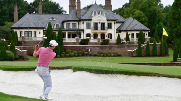 <p>PGA Championship leaderboard: Live scores from Quail Hollow</p>