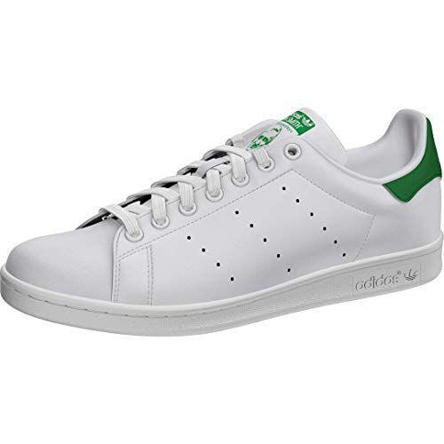 """<p><strong>adidas Originals</strong></p><p>amazon.com</p><p><strong>$70.79</strong></p><p><a href=""""https://www.amazon.com/dp/B00LUIKRHC?tag=syn-yahoo-20&ascsubtag=%5Bartid%7C2139.g.36283507%5Bsrc%7Cyahoo-us"""" rel=""""nofollow noopener"""" target=""""_blank"""" data-ylk=""""slk:BUY IT HERE"""" class=""""link rapid-noclick-resp"""">BUY IT HERE</a></p><p><a href=""""https://www.menshealth.com/style/a19521820/white-sneakers-for-men/"""" rel=""""nofollow noopener"""" target=""""_blank"""" data-ylk=""""slk:The white sneaker"""" class=""""link rapid-noclick-resp"""">The white sneaker</a> takes many forms, but few are as iconic as the Stan Smith from Adidas. These add effortless style to any outfit. (Oh, and our little secret, they're usually a great price on <a href=""""https://www.menshealth.com/style/g36007474/amazon-shoes-for-men/"""" rel=""""nofollow noopener"""" target=""""_blank"""" data-ylk=""""slk:Amazon"""" class=""""link rapid-noclick-resp"""">Amazon</a>). </p>"""