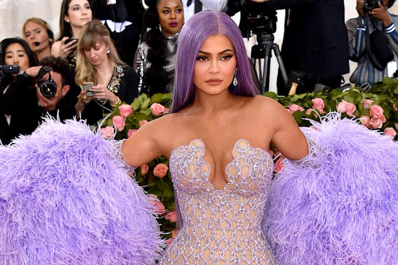 NEW YORK, NEW YORK - MAY 06: Kylie Jenner attends The 2019 Met Gala Celebrating Camp: Notes on Fashion at Metropolitan Museum of Art on May 06, 2019 in New York City. (Photo by John Shearer/Getty Images for THR)