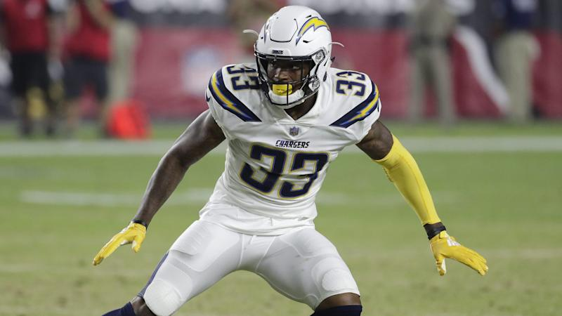 Derwin James closing in on starting safety job for Chargers 459d48a71