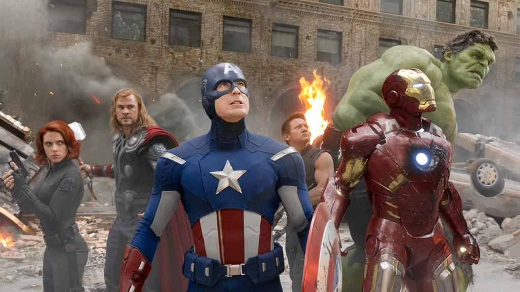 Billion Dollar Movie Club, The Avengers