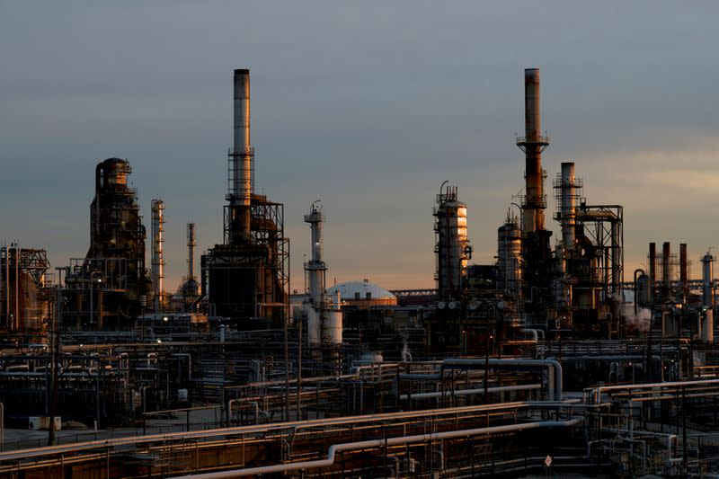 Judge OKs Philly refiner's bankruptcy plan, sale to property developer: documents