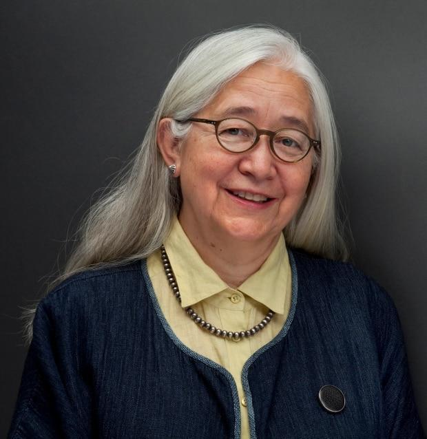 Lou Lynn, based in Winlaw in B.C.'s Slocan Valley, has won the Saidye Bronfman Award this year, part of the Governor General's Awards in Visual and Media Arts.  (Janet Dwyer - image credit)