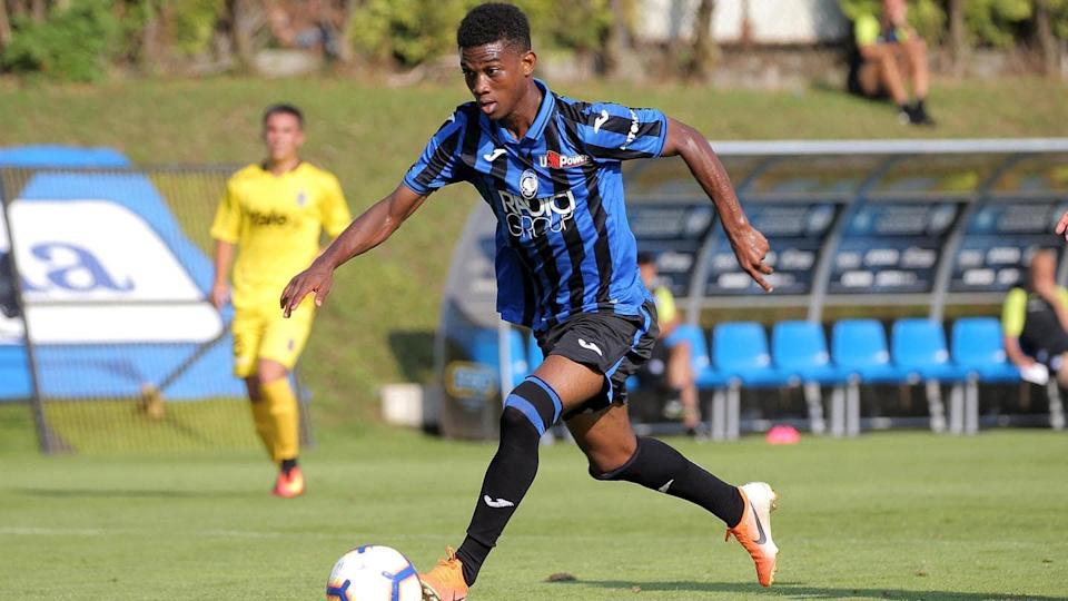 Manchester United sign Atalanta winger Amad Diallo for €21 million